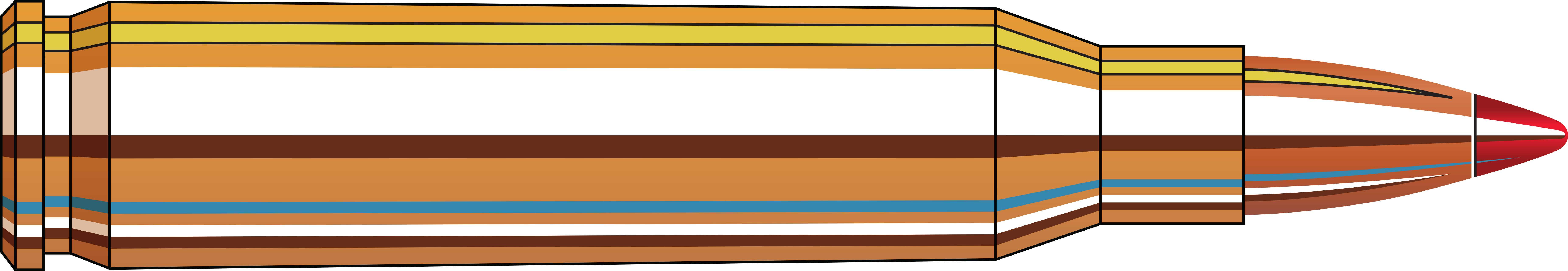 Hornady Superformance Varmint 223 Remington V-Max 53 Grain 20 Rounds 8025