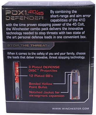 Winchester PdX1 Defender 410 Gauge 25