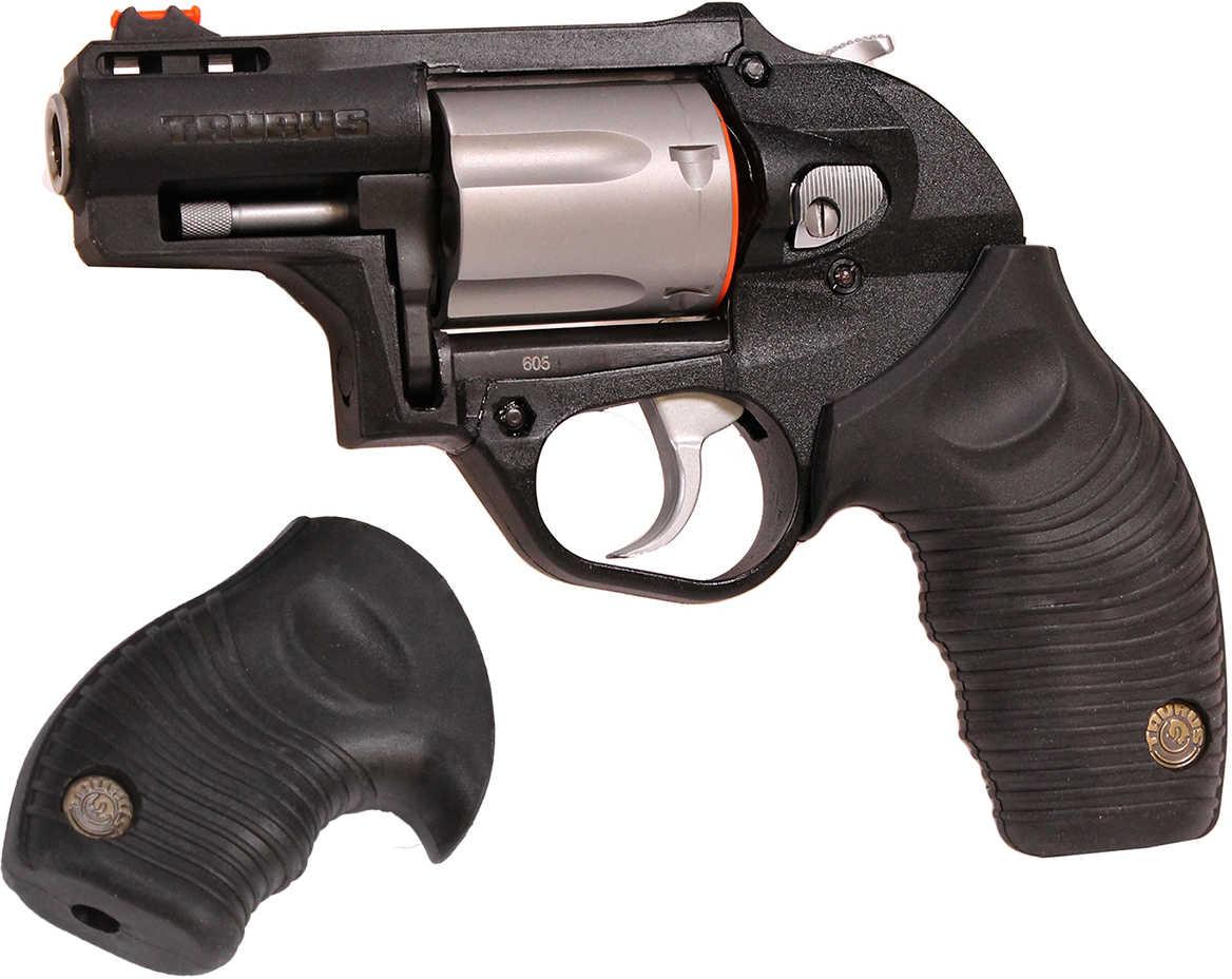 Revolver Taurus M605 357 Magnum Protector Plymer Frame 2