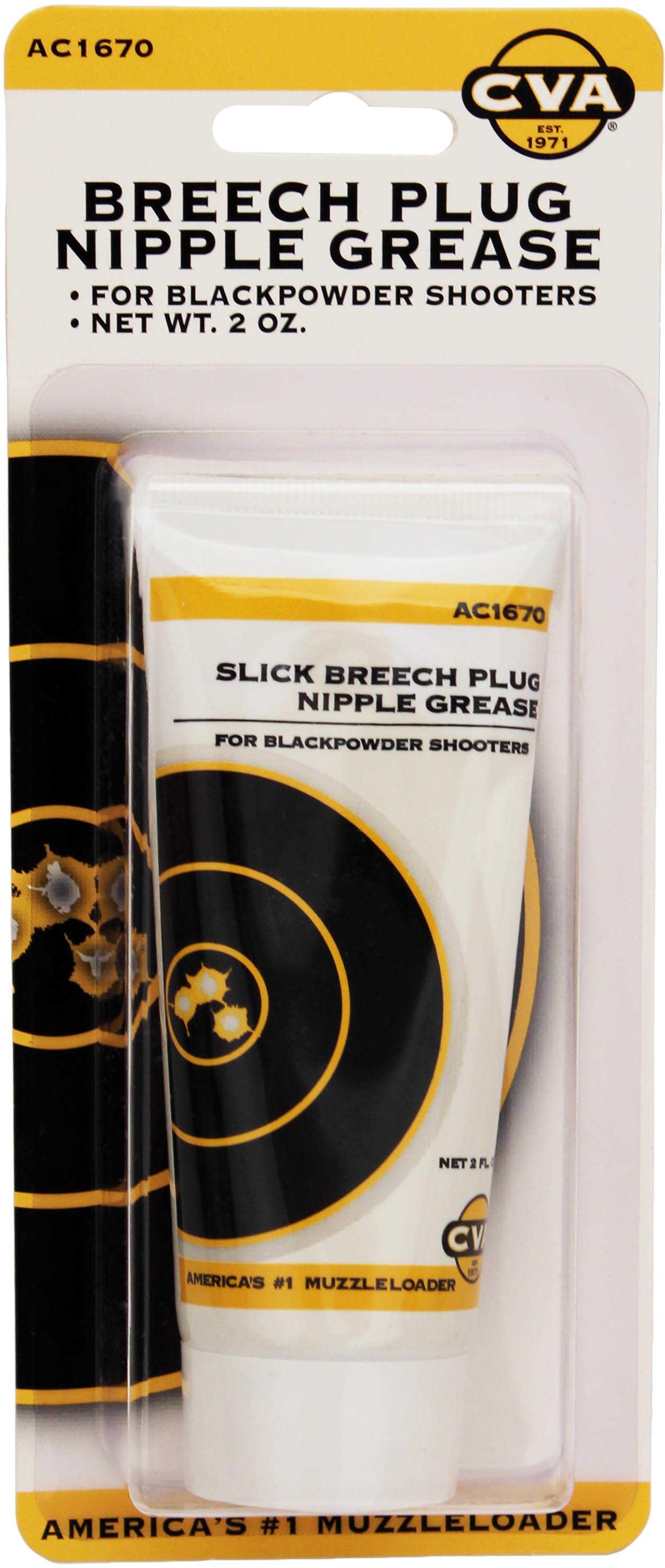 CVA Breech Plug/Nipple Grease Model: AC1670