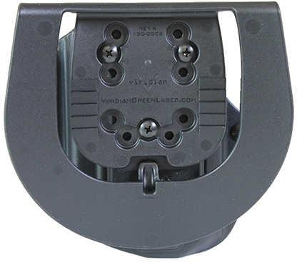 "Viridian Weapon Technologies TacLoc X5L Holster Right Hand Black 3"" & 4"" Glock 17, 22, 19, 23 Kydex Tl-KH-X1"