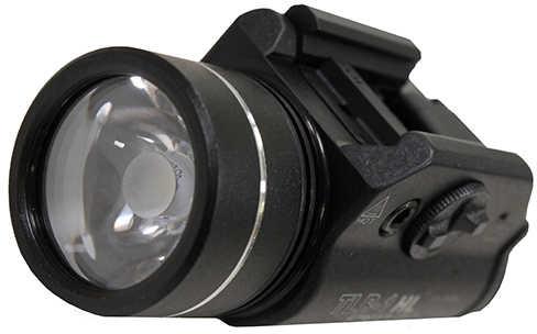 Streamlight TLR-1 HL High Lumen Rail Mounted Tactical Light C4 LED 800 Lumens Strobe Black 2x CR123 Batteries 69260