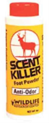 Wildlife Research Wildlife Scent Elimination 4oz Foot Powder 539