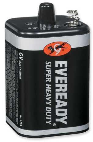 Energizer Super Heavy Duty 6 Volt Lantern Battery Md: 1209