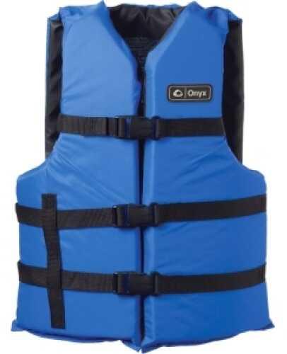 Absolute Outdoor Universal Vest Blue 3 Belt