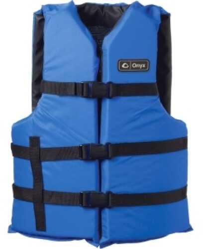 Absolute Outdoor Vest L/3Xl Blue 3 Belt