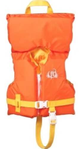 Full Throttle Infant Nylon Vest Orange Md: 3600-1448