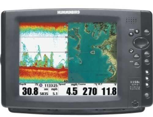 Humminbird 1158C Combo Sonar/GPS