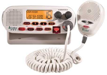 Cobra Electronics Cobra MR F45-D Affordable Class D Fixed Mount VHF Radio