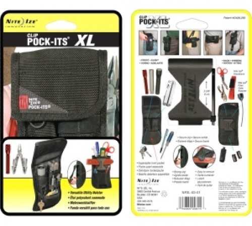 Nite Ize Clip Pock-Its XL NPXL-03-01