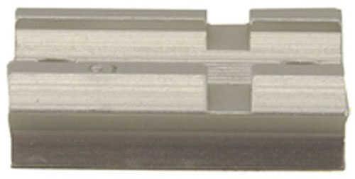 Weaver Detachable Top Mount Base 61S, Silver 48002