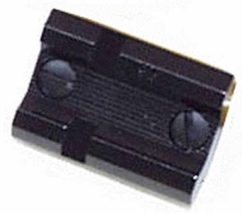 Weaver Detachable Top Mount Base 75, Gloss Black 48075