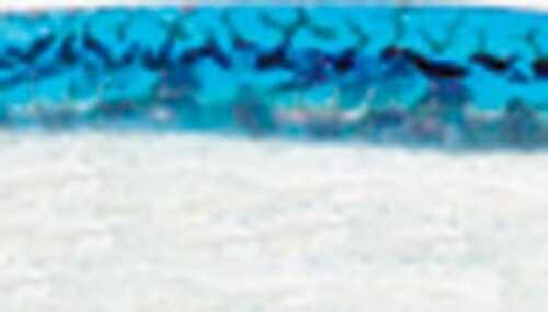 Normark Williamson Vortex Speed Jig 7oz 6 1/4in w/Hook Blue Macker Md#: VSJ200BM