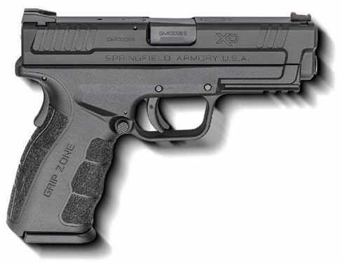 Springfield Armory Pistol Springfied XDG 45acp 3.3 Black Subcompact Mod 2 13rd