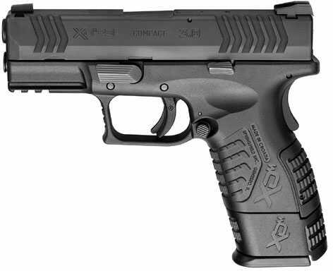 "Springfield Armory Springfield XDM 9mm Compact 3.8"" Barrel Black Pistol"
