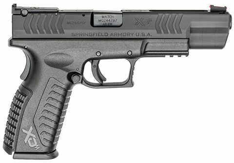"Springfield Armory XDM 45ACP 5.25"" Barrel 10 Round Black Finish Semi Automatic Pistol"