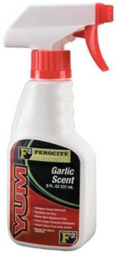 Pradco Lures Yum F2 Lure Attractant 8oz Pump Spray Garlic Md#: YA8-03