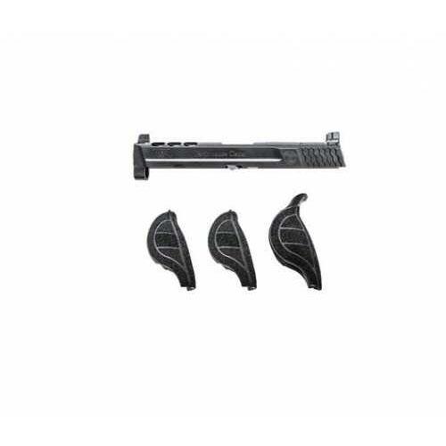 "Smith & Wesson M&P Performance Center Slide Kit Black Finish 9mm 4.25"" Ported Barrel For M&P Pistols with Magazine Safet"