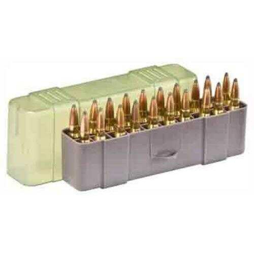 Plano Ammunition Box Medium Rifle 20-RNDS Slip Top