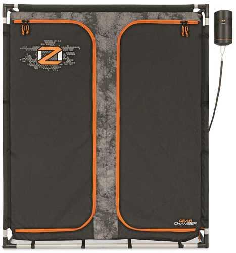 Scent-Lok Oz Renew and Gear Chamber Closet Portable Black