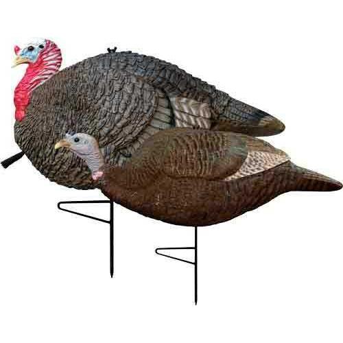 Primos Turkey Decoy Hen/Jake Combo GOBBSTOPPER