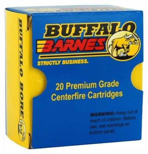 Buffalo Bore Ammunition Heavy 357 Rem Mag XPB 140 Grains 20 Rounds Per Box 19K/20