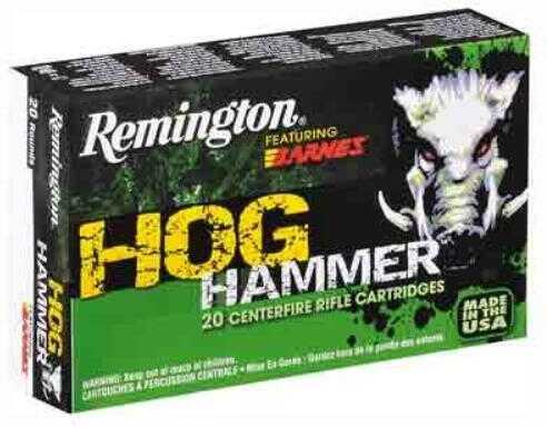 Remington Rem Ammo Hog Hammer .30-30 150Gr. Barnes-TSX 20-Pack <