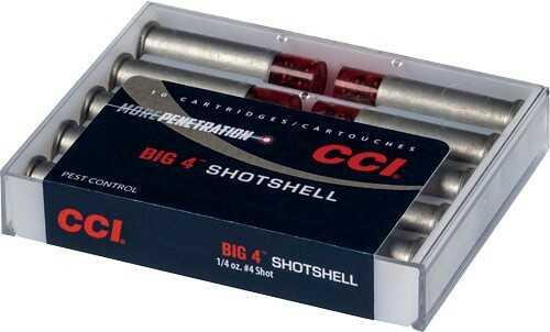 Ammo 9MM Luger SHOTSHELLS 53Gr. #4 Shot 10-Pack