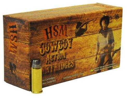 HSM / Hunting Shack Inc HSM Cowboy Ammunition .45 Colt 200 Grain RNFP-Hard 50-Pack