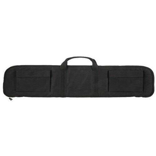 "Bulldog Cases Bulldog Tactical Shotgun Case 42"" Black 2 External Pockets"