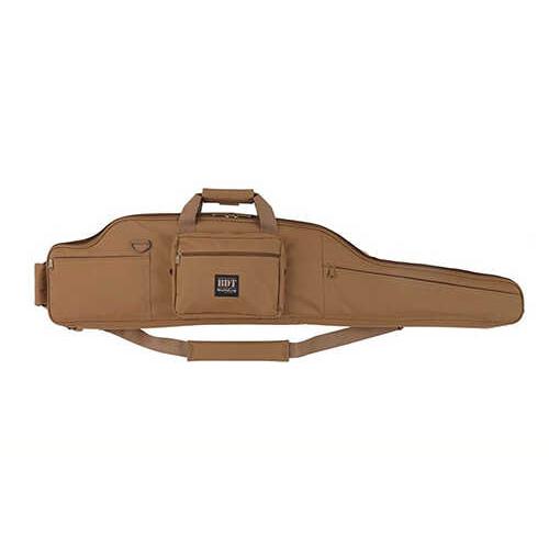 "Bulldog 54"" Long Range Rifle Case Tan"