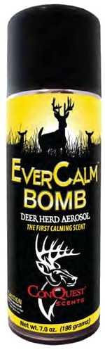 Conquest Scents Deer Lure Ever Calm Bomb Aerosol 7Fl Oz