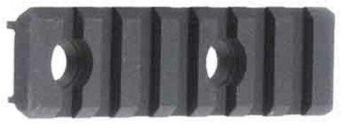 "Diamondhead VRS ACCY Rail 2"" Rail Section Black"
