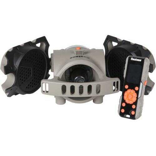 Flextone Game Calls FLX500 Remote E-Call Dog Soldier Series W/100 Calls
