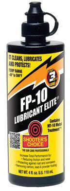 Shooters Choice FP-10 Elite Lubricant 4Oz. Bottle