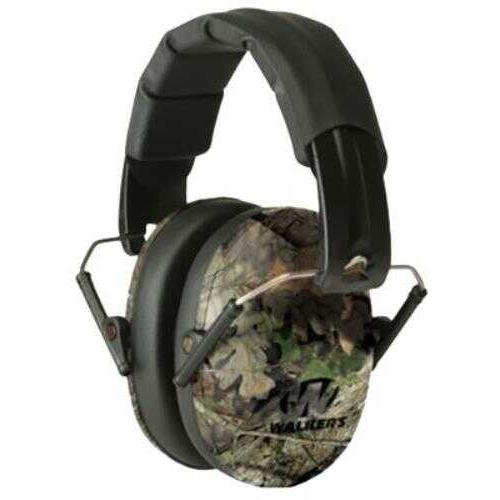 Walker's Game Ear / GSM Outdoors WLKR GWPFPM1CMO PROLOW FLD Muff Camo