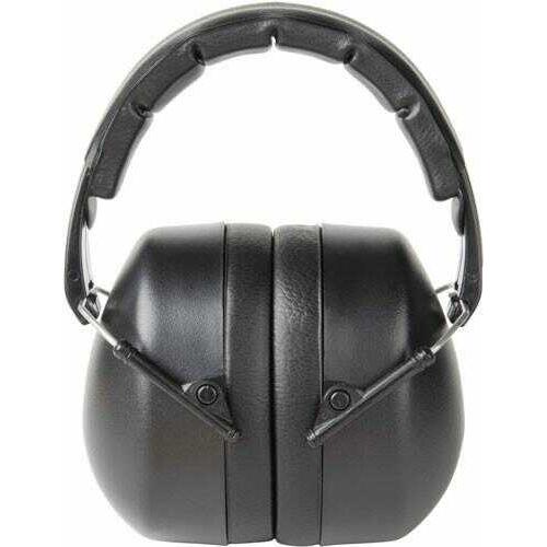 Earmuff Folding Hearing Protector 25Db Black