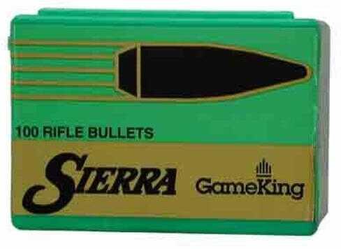 Sierra Bullets 6.5MM .264 140Gr SPBT 100CT