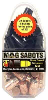 Thompson/Center Arms Mag Express Sabots w/30 XTP Bullets .50 Caliber Sabots w/ 240 Grain Bullets (Per 30) 8246