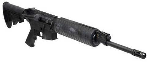 "Adams Arms Base Rifle Mid Length Piston 223 Remington /5.56mm NATO 16"" Barrel 30 Round Kryptek Typhon Semi Automatic Rifle 5.56 4"