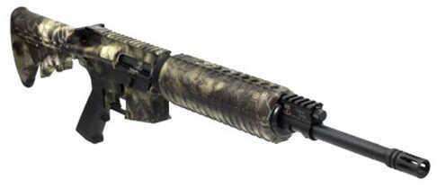 "Adams Arms Base Mid Length Piston Rifle 223 Remington /5.56mm NATO 16"" Barrel 30 Round Kryptek Highlander Semi Automatic Rifle 5571"
