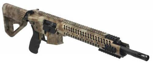 "Adams Arms Mid Rifle Length Tactical EVO 223 Remington /5.56 NATO 14.5"" Barrel 30 Round Kryptek Nomad Semi Automatic Rifle 5588"