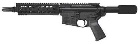 "Advanced Armament Corp. MPW 300 AAC Blackout  9"" Barrel  30 Round  Black Semi Automatic Pistol 103585"
