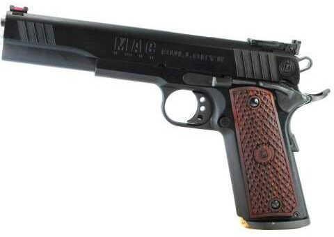 "American Classic MAC 1911 Bullseye 45 ACP 6"" Barrel 8 Round Blued Steel Semi Automatic Pistol M19BE45B"