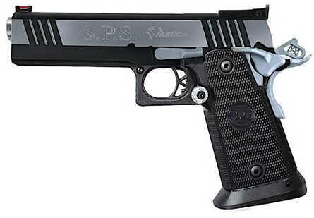 "American Classic SPS Pantera 45 ACP 5"" Barrel 14 Round Black Chrome Semi Automatic Pistol SPP45BC"