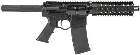 "American Tactical Imports ATI Omni Hybrid AR-15 Hybrid Maxx Pistol 5.56mmx45mm 7.5"" Barrel Black 30 Round Semi Automatic GOMXP556"