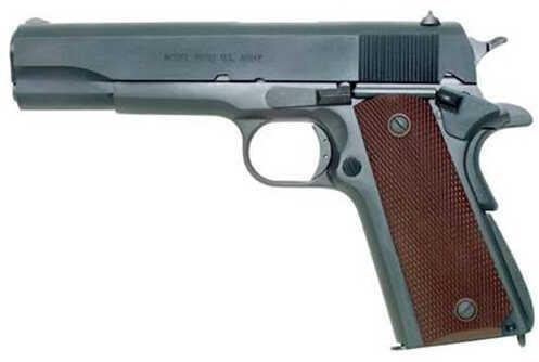 "Auto Ordnance 1911-A1 WWII 45 ACP 5"" Barrel 7 Round Parkerized Blemished Semi Automatic Pistol Z1911PKZMA"