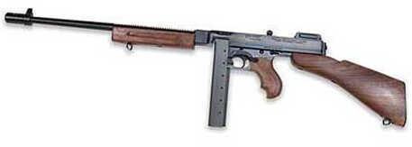 """Auto Ordnance 1927A-1 Deluxe 45 ACP 16.5"""" Barrel 30 Round Detachable Buttstock Semi Auto Rifle T1B"""
