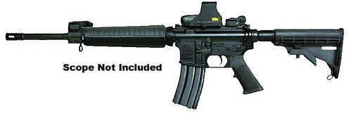 """ArmaLite M-15 A4 223 Remington /5.56 NATO 16"""" Barrel 10 Round 6-Position Collapsible Stock CA Legal Semi Automatic Rifle 15A4CBCA"""