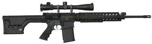 "ArmaLite, Inc ArmaLite AR-10 308 Winchester 20"" Barrel 10 Round Target Black Forward Assist Semi Automatic Rifle 10A4-RSR"